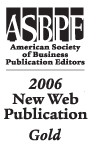 studio daily won the 2006 best new web publication award